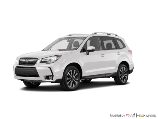 2018 Subaru FORESTER 2.0XT LIMITED ENS.EYESIGHT