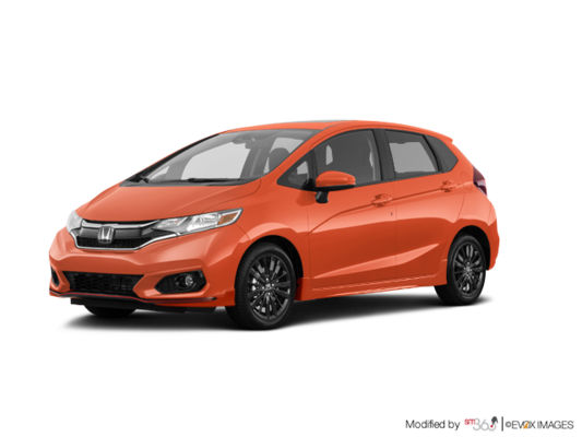 2019 Honda Fit SPORT MT