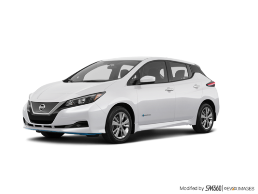 New 2019 Nissan Leaf S PLUS at Saint John Nissan