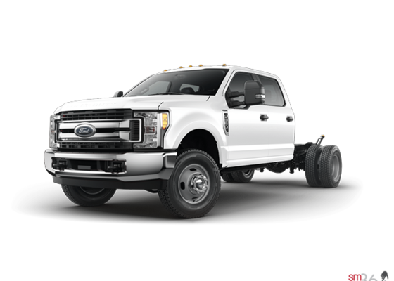 2017 Ford Chassis Cab F-350 XLT