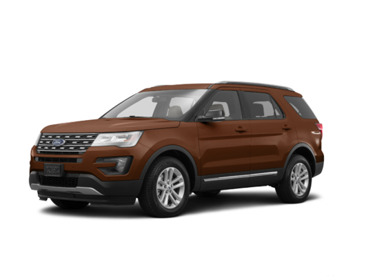 2017 Ford Explorer Xlt In Montreal Near Brossard And