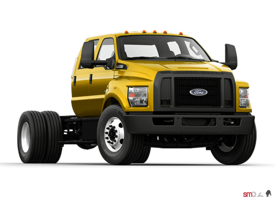 2017 Ford F-750 SD GAS