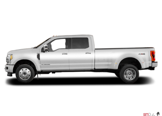 2017 Ford Super Duty F-450 PLATINUM