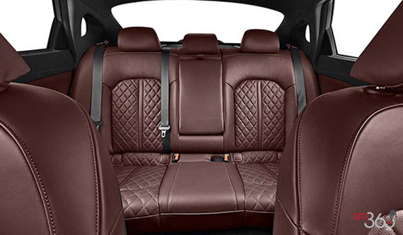 Cabernet Quilted Nappa Leather