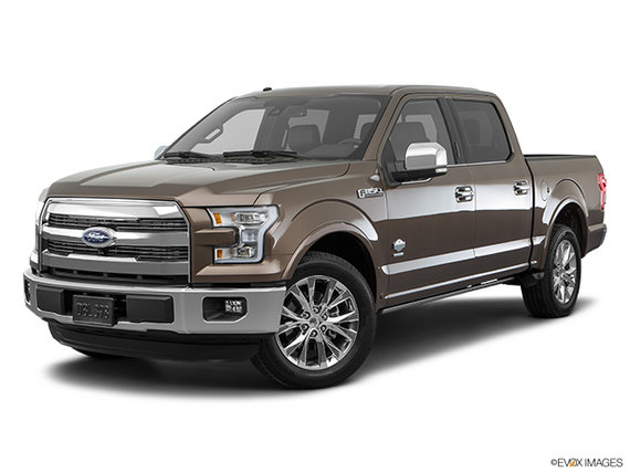 Ford F-150 KING RANCH 2017