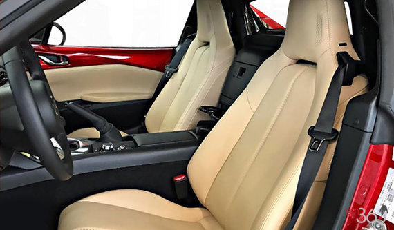 Sport Tan Leather with Tan Stiching
