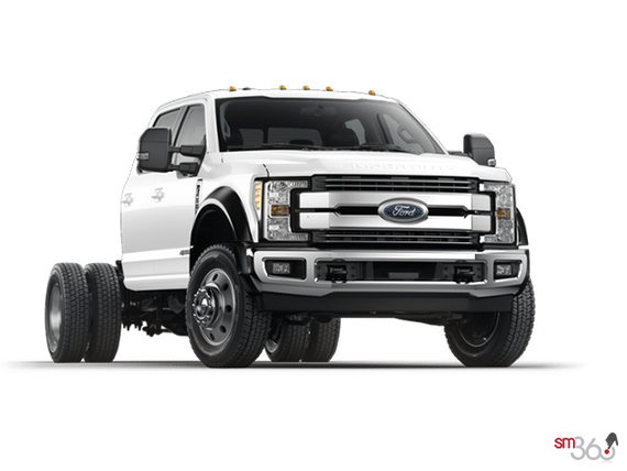 Ford Chassis Cab F-550 LARIAT 2018