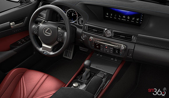 Circuit Red Premium Leather