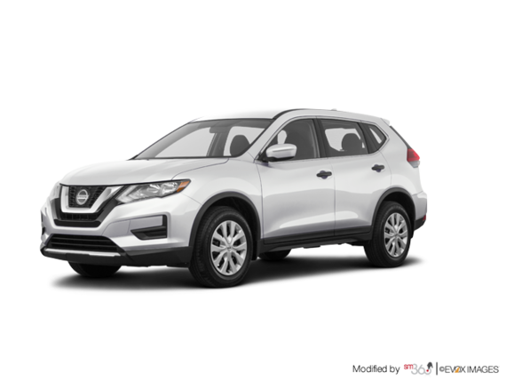 Nissan Rogue AWD 2019 S