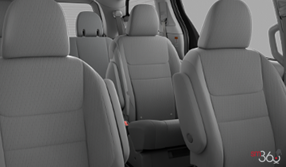 Toyota Sienna LE AWD 7 PLACES 2016