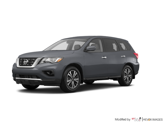 2019 Nissan Pathfinder S V6 4x4 at