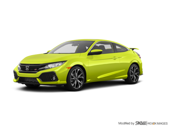 2019 Honda CIVIC CPE SI