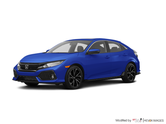 new 2017 honda civic hatchback sport touring in dartmouth portland street honda. Black Bedroom Furniture Sets. Home Design Ideas