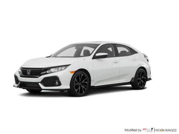 hamel honda honda civic hatchback sport 2018 vendre st eustache. Black Bedroom Furniture Sets. Home Design Ideas