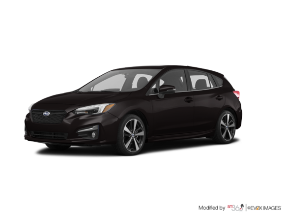 2019 Subaru Impreza 5-door Sport-tech