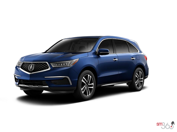 2018 Acura MDX Navigation Package