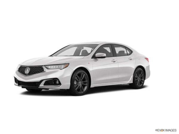 2019 Acura TLX Tech A-Spec w/Red Leather Interior