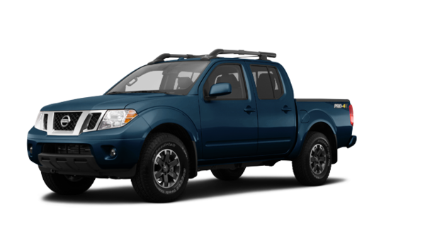 2018 Nissan FRONTIER KING CAB 4.0 PRO-4X