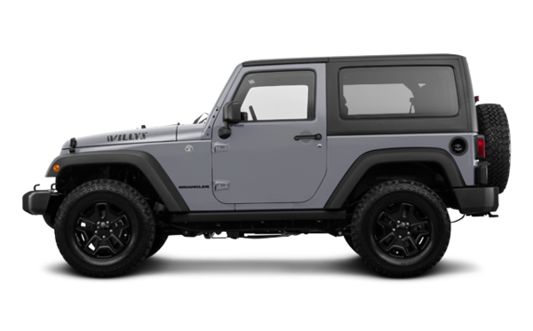 Jeep Wrangler WILLYS WHEELER 2017