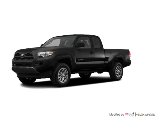 new 2017 toyota tacoma sr5 v6 for sale in montreal stock n 170497 spinelli toyota pointe claire. Black Bedroom Furniture Sets. Home Design Ideas