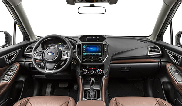 2019 Subaru Forester Premier with EyeSight