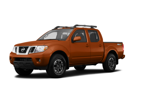 2016 nissan frontier pro 4x for sale in red deer gord scott nissan. Black Bedroom Furniture Sets. Home Design Ideas