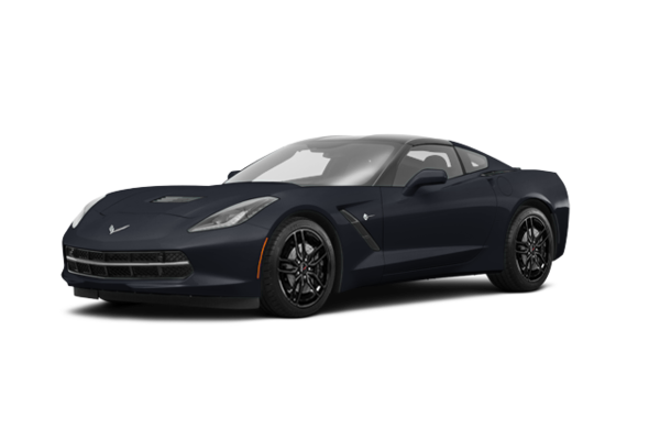 2017 Chevrolet Corvette Coupe Stingray 1LT Z51