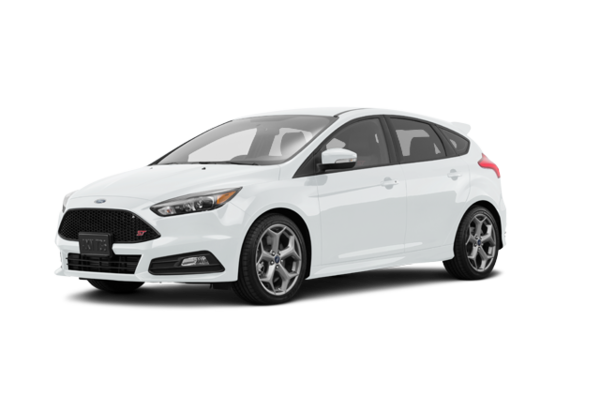 2017 Ford Focus Hatchback ST