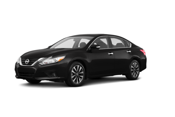 2017 Nissan Altima Sedan 2.5 SL CVT