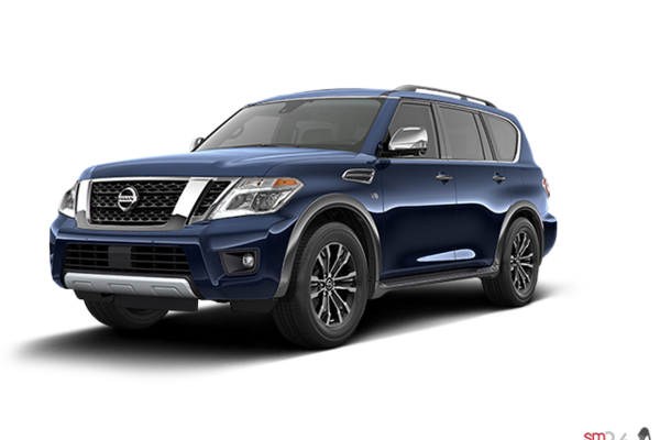 2017 nissan armada sl from 57643 0 vickar nissan winnipeg. Black Bedroom Furniture Sets. Home Design Ideas