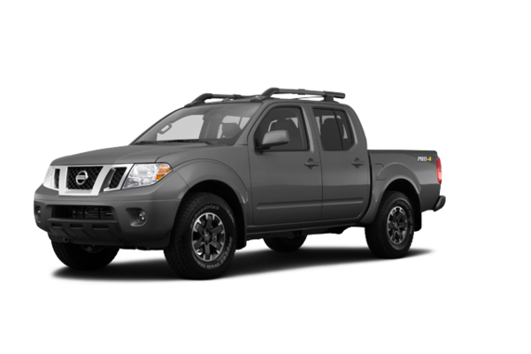 new 2017 nissan frontier crew cab pro 4x 4x4 at gun met for sale 17t6970 vickar. Black Bedroom Furniture Sets. Home Design Ideas
