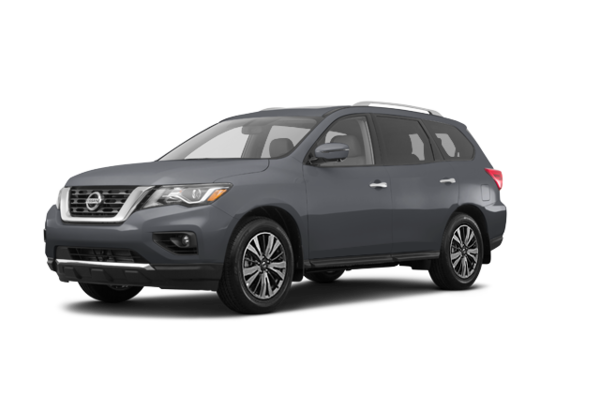 2017 nissan pathfinder sl for sale in red deer gord scott nissan. Black Bedroom Furniture Sets. Home Design Ideas