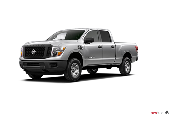 2017 nissan titan xd diesel s for sale in red deer gord scott nissan. Black Bedroom Furniture Sets. Home Design Ideas