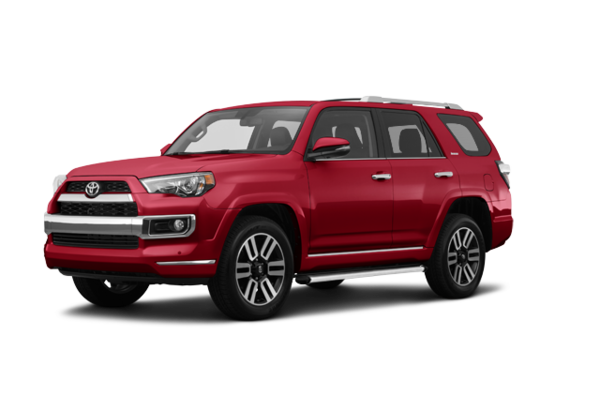 2017 Toyota 4runner Limited In Sudbury Laking Toyota