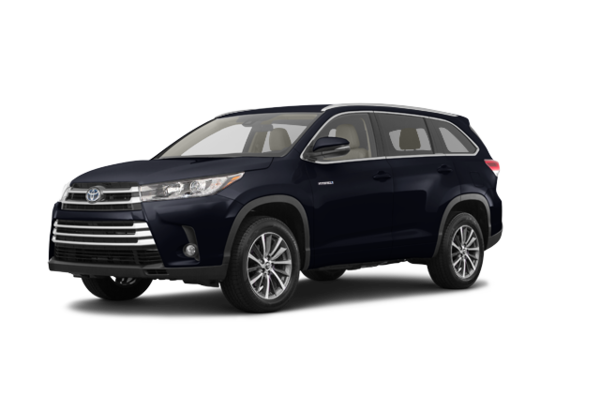 2017 toyota highlander hybrid xle in sudbury laking toyota. Black Bedroom Furniture Sets. Home Design Ideas