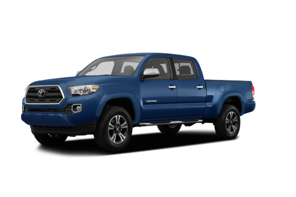 2017 toyota tacoma 4x4 double cab v6 limited in sudbury laking toyota. Black Bedroom Furniture Sets. Home Design Ideas