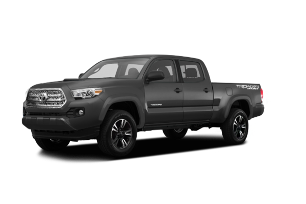 2017 toyota tacoma 4x4 double cab v6 sr5 in sudbury. Black Bedroom Furniture Sets. Home Design Ideas