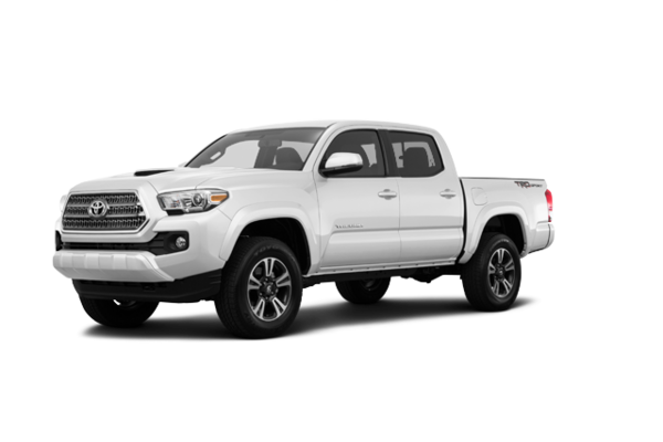 2017 toyota tacoma 4x4 double cab v6 trd sport in sudbury. Black Bedroom Furniture Sets. Home Design Ideas