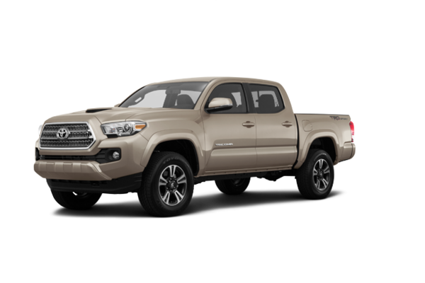 new 2017 toyota tacoma 4x4 double cab v6 trd sport north bay toyota in ontario. Black Bedroom Furniture Sets. Home Design Ideas