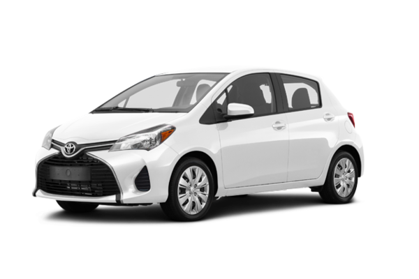 2017 Toyota Yaris Hatchback 5-DOOR LE