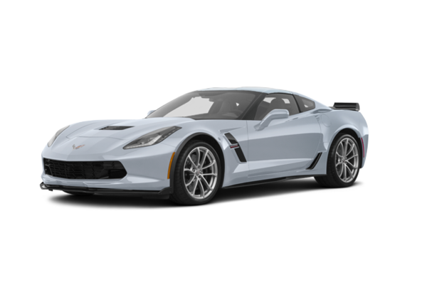 2018 Chevrolet Corvette Coupe Grand Sport 1LT