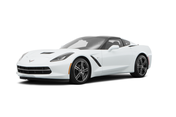 Chevrolet Corvette Coupé Stingray 3LT 2018
