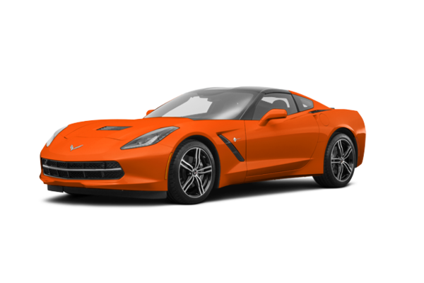 2018 Chevrolet Corvette Coupe Stingray 3LT