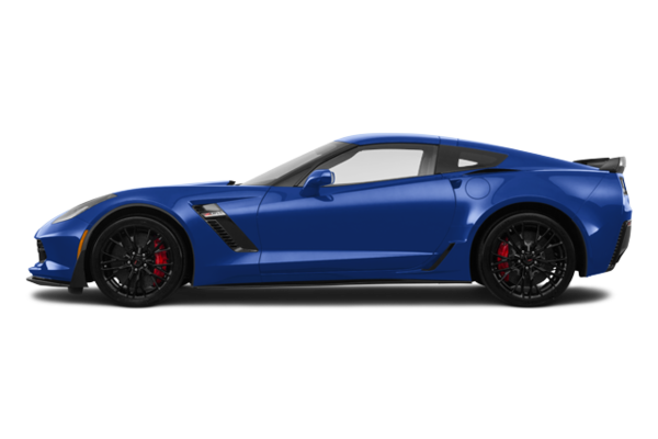 Chevrolet Corvette Coupé Z06 3LZ 2018