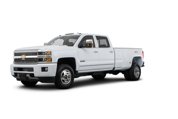 2018 Chevrolet Silverado 3500 HD HIGH COUNTRY