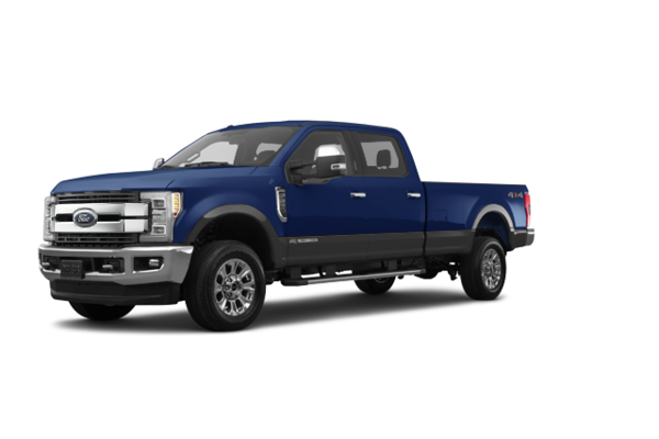 2018 Ford Super Duty F-250 KING RANCH