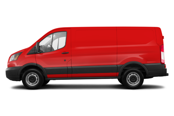 2018 Ford Transit 150 Van 130 WB - Low Roof - Sliding Pass.side Cargo