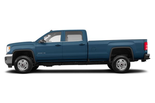GMC Sierra 2500 HD SLE 2018