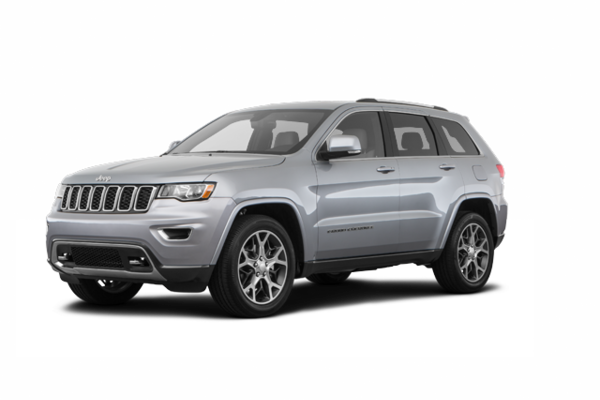 Jeep Grand Cherokee ÉDITION STERLING 2018