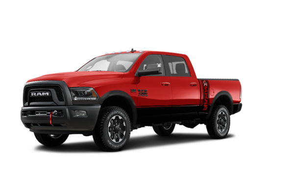 RAM 2500 POWER WAGON 2018